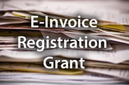 E-Invoicing Registration Grant (Expired)