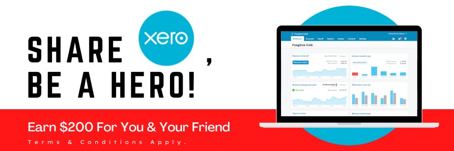 Share Xero banner
