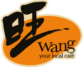 Wang Cafe logo