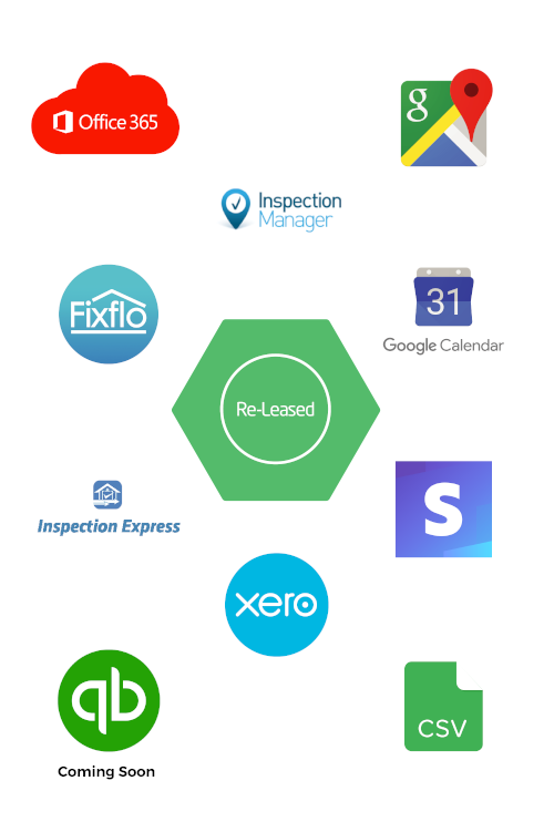 re-leased integrations